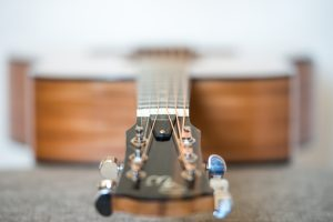Wälivaara D type acoustic steel string guitar
